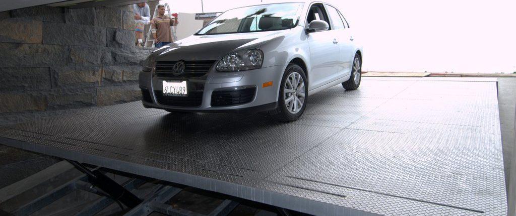 Garage Turntable