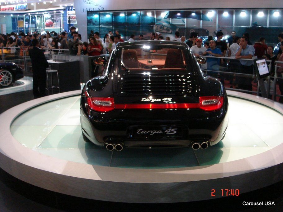 Car Shows Turntable