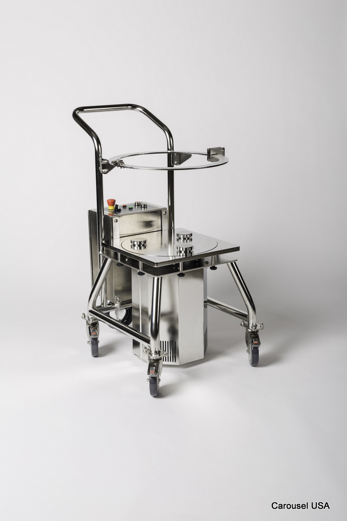 Pharmaceutical Cart Turntable