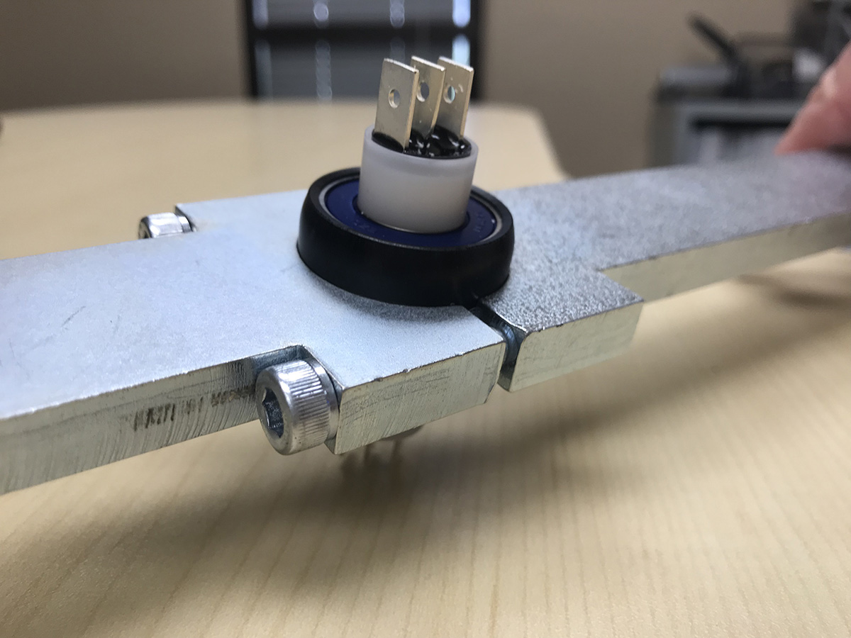 Rotating Slipring Connector