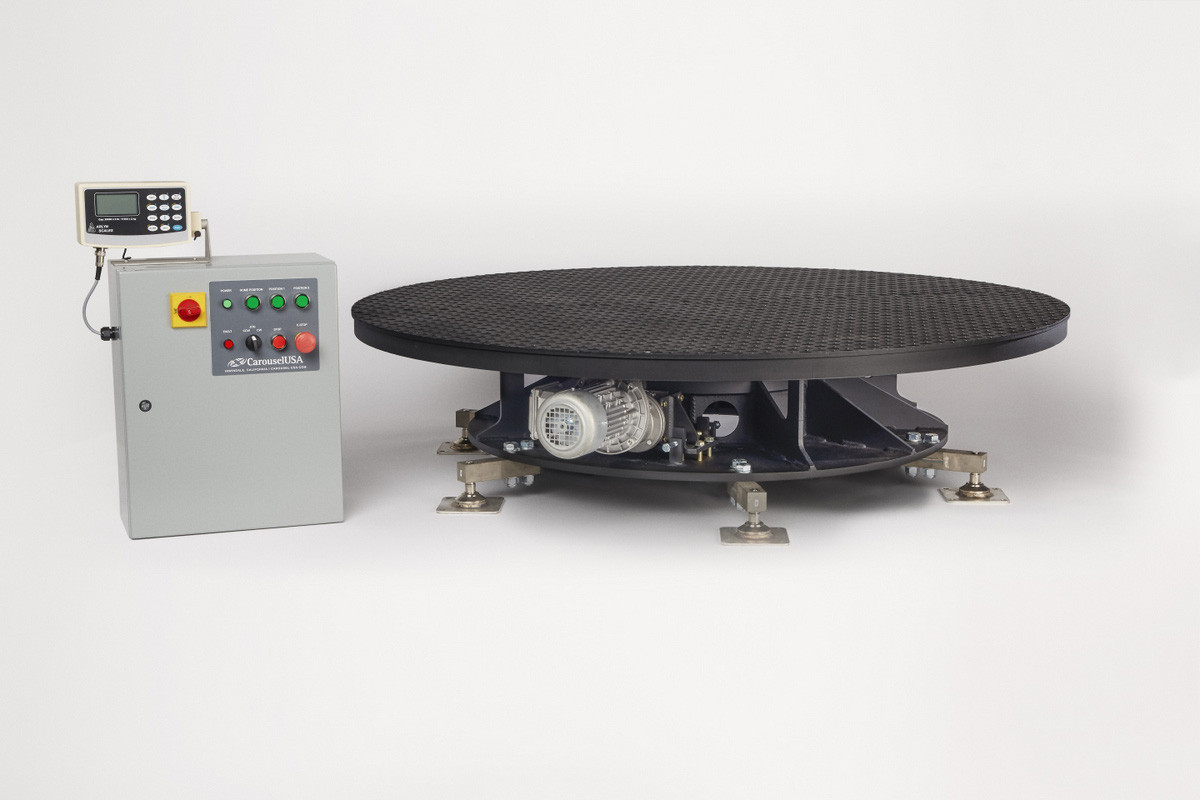 Manufacturing Weighing Table